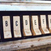 Typografie in webdesign: handige tips!